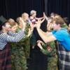 театр «Пиано» провел театральный мастер-класс